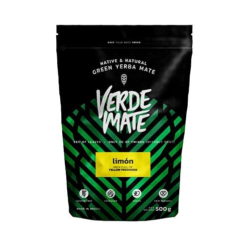 Verde Mate Limon