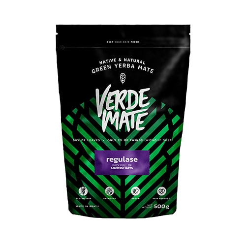 Verde Mate Regulase