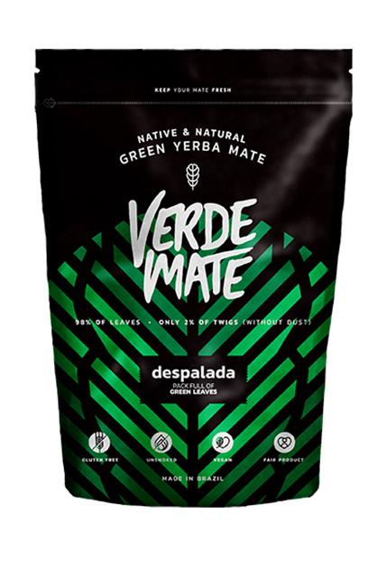 yerba mate - Verde Mate Green Despalada